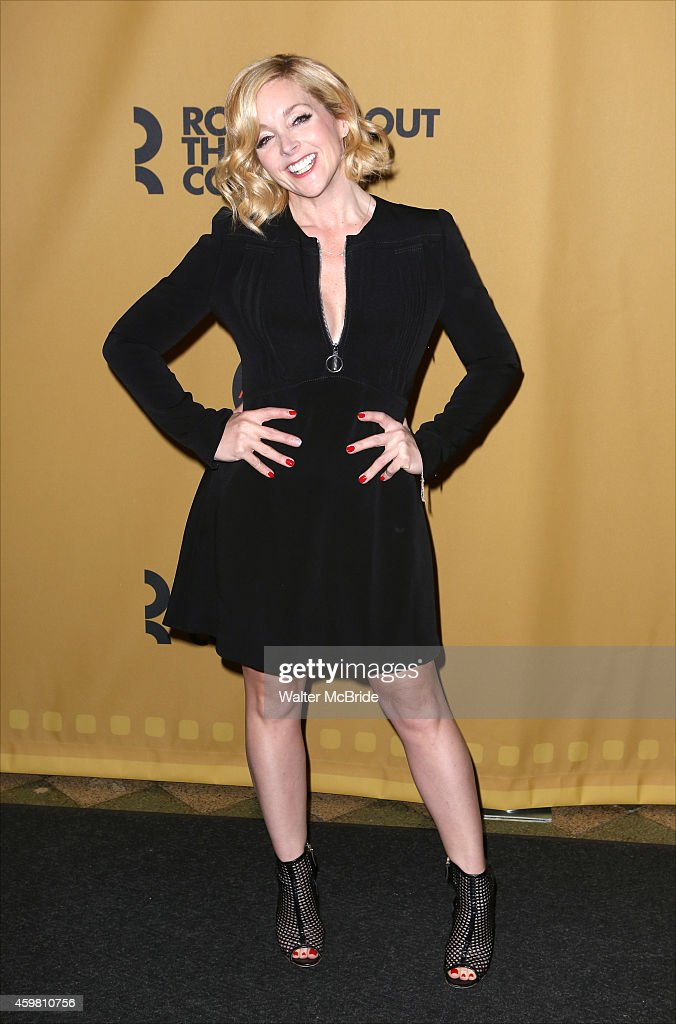 Jane Krakowski attending the Press Reception for the OneNight Only Reading of 'Merton of the Movies' to Benefit The Roundabout Theatre Company at...