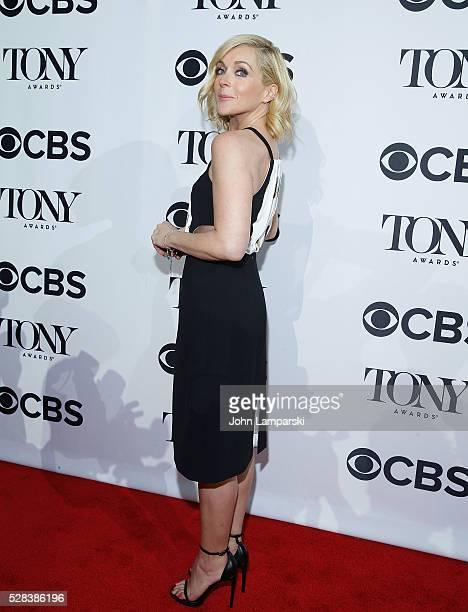 Jane Krakowski attends 2016 Tony Awards Meet The Nominees Press Junket at Diamond Horseshoe at the Paramount Hotel on May 4 2016 in New York City