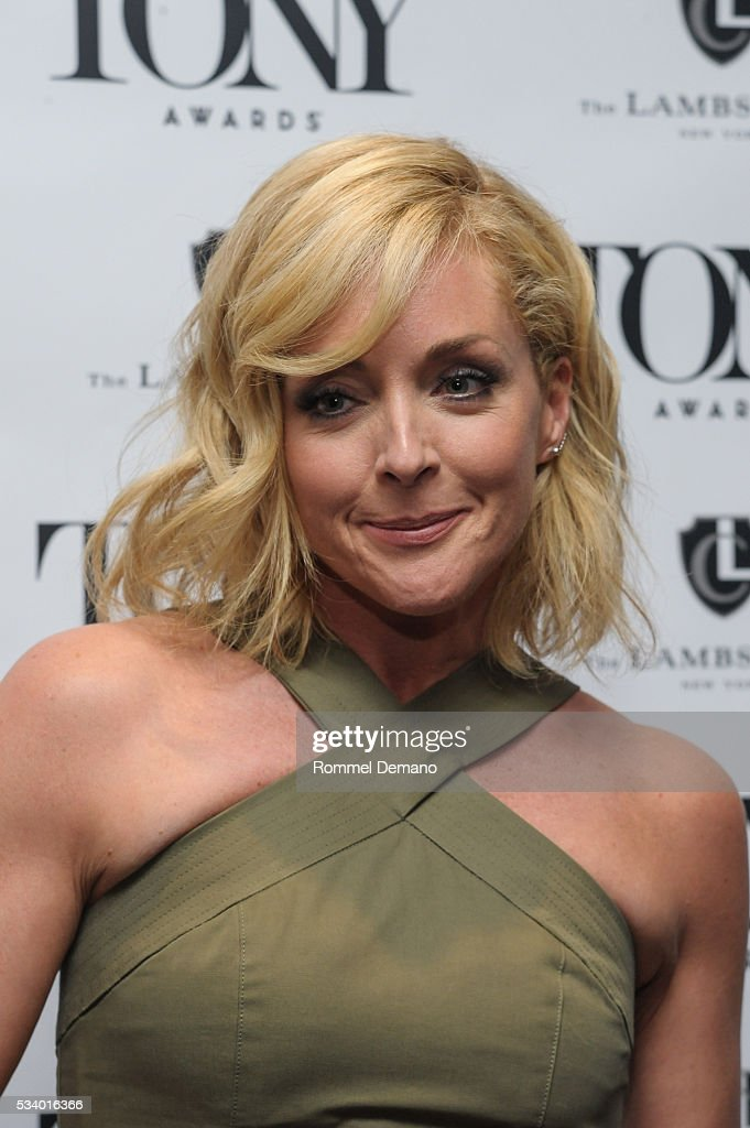 <a gi-track='captionPersonalityLinkClicked' href=/galleries/search?phrase=Jane+Krakowski&family=editorial&specificpeople=203166 ng-click='$event.stopPropagation()'>Jane Krakowski</a> attends A Toast To The 2016 Tony Awards Creative Arts Nominees at The Lambs Club on May 24, 2016 in New York City.