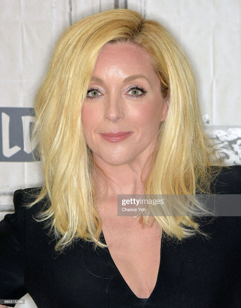 Jane Krakowski attends Build series to discuss her show 'Unbreakable Kimmy Schmidt' at Build Studio on May 19, 2017 in New York City.