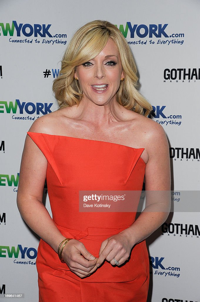 Jane Krakowski attends NEWYORK.COM 'Connected To Everything' Launch Party on May 29, 2013 in New York, United States.
