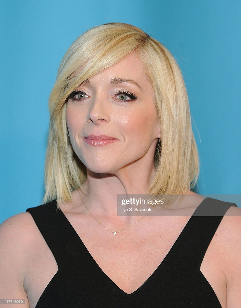 <a gi-track='captionPersonalityLinkClicked' href=/galleries/search?phrase=Jane+Krakowski&family=editorial&specificpeople=203166 ng-click='$event.stopPropagation()'>Jane Krakowski</a> attends Roundabout Theatre Company's 2014 Spring Gala at Hammerstein Ballroom on March 10, 2014 in New York City.