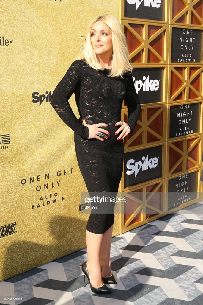 Jane Krakowski attends 'Spike's One Night Only: Alec Baldwin' at The Apollo Theater on June 25, 2017 in New York City.