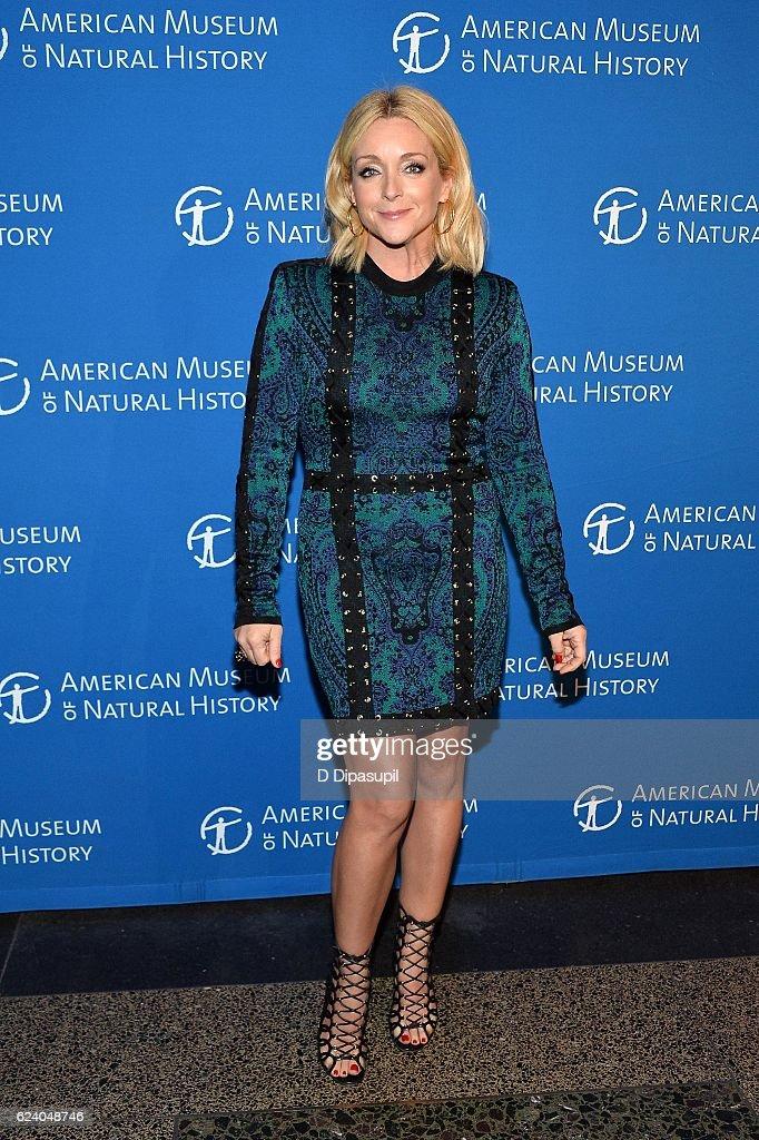 Jane Krakowski attends the 2016 American Museum of Natural History Museum Gala at the American Museum of Natural History on November 17, 2016 in New York City.