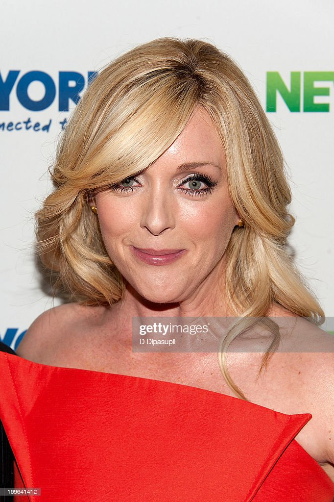 Jane Krakowski attends the NewYork.com launch party at Arena on May 29, 2013 in New York City.