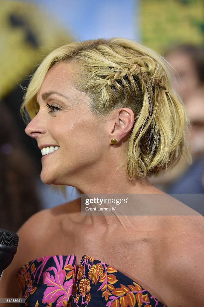Jane Krakowski attends the 'Pixels' New York Premiere at Regal EWalk on July 18 2015 in New York City