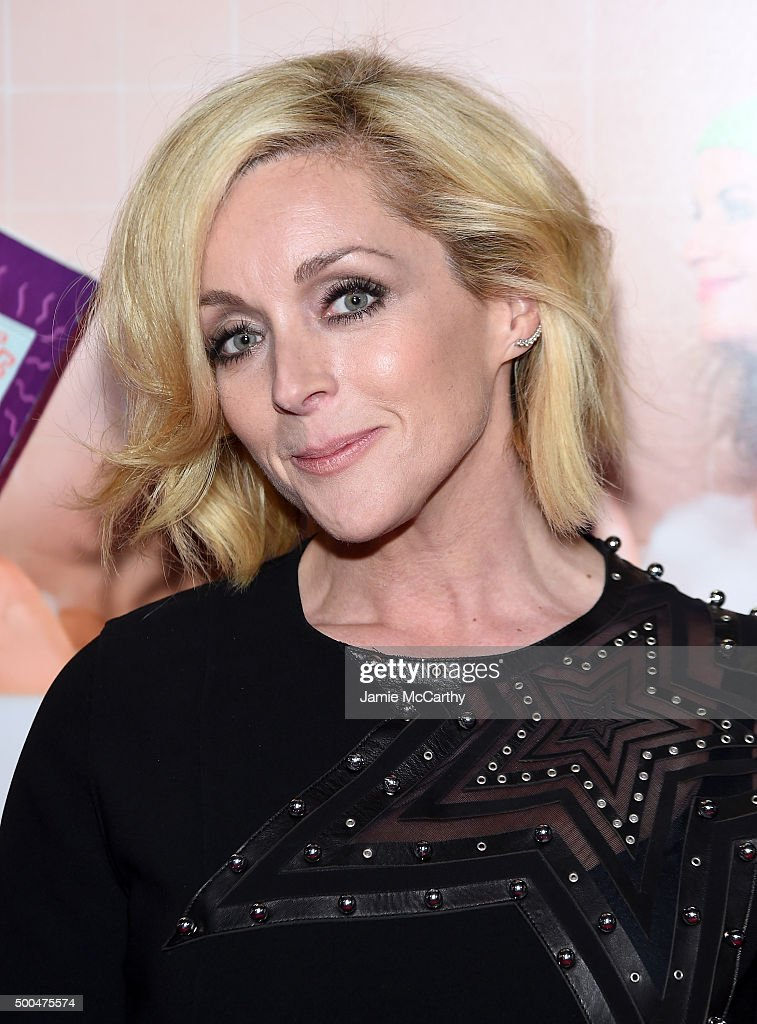 <a gi-track='captionPersonalityLinkClicked' href=/galleries/search?phrase=Jane+Krakowski&family=editorial&specificpeople=203166 ng-click='$event.stopPropagation()'>Jane Krakowski</a> attends the 'Sisters' New York Premiere at Ziegfeld Theater on December 8, 2015 in New York City.