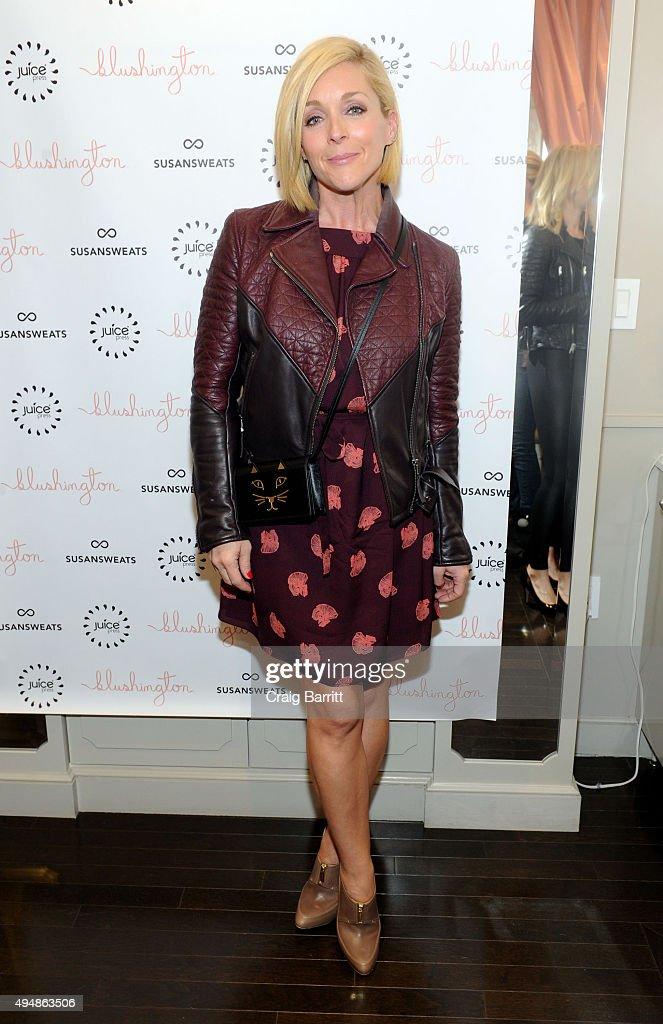 Susan Sweats Launch Party At Blushington NYC