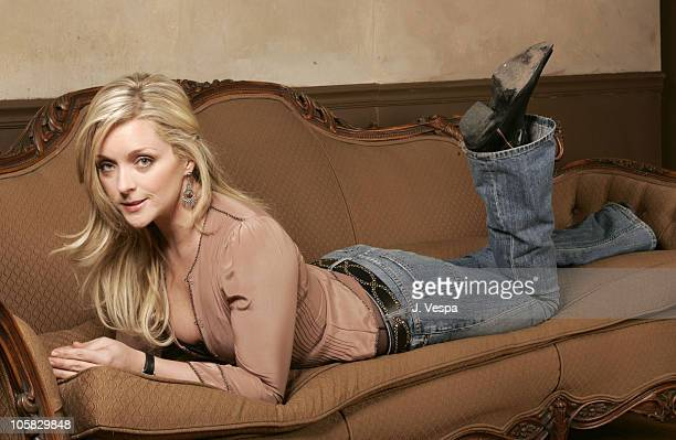 Jane Krakowski during 2005 Sundance Film Festival 'Pretty Persuasion' Portraits at Hp Portait Studio in Park City Utah United States