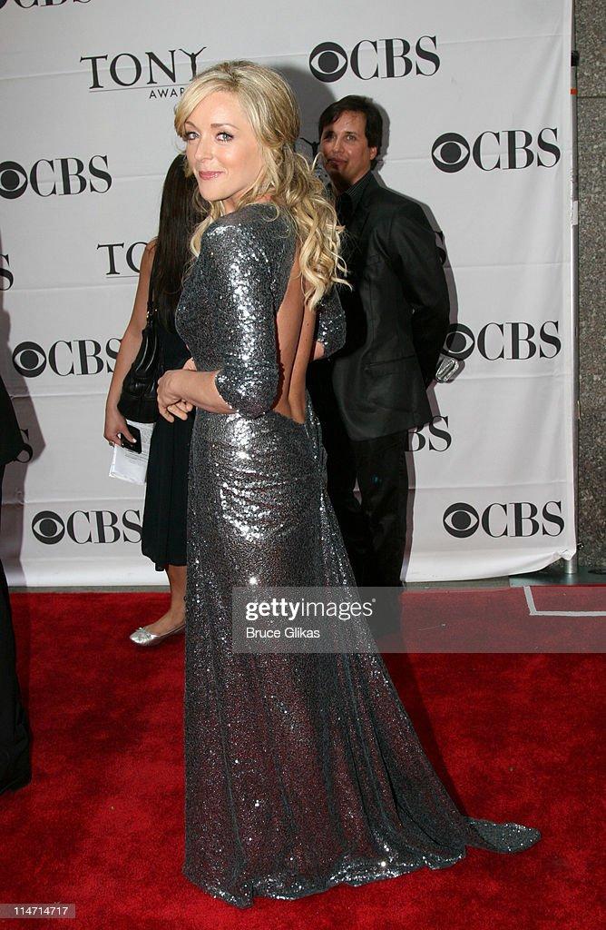 Jane Krakowski during 61st Annual Tony Awards Arrivals at Radio City Music Hall in New York City New York United States