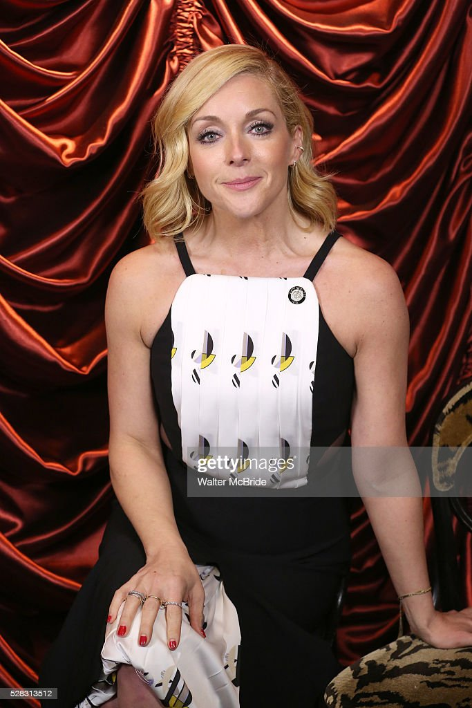 <a gi-track='captionPersonalityLinkClicked' href=/galleries/search?phrase=Jane+Krakowski&family=editorial&specificpeople=203166 ng-click='$event.stopPropagation()'>Jane Krakowski</a> during the 2016 Tony Awards Meet The Nominees Press Reception at the Paramount Hotel on May 4, 2016 in New York City.