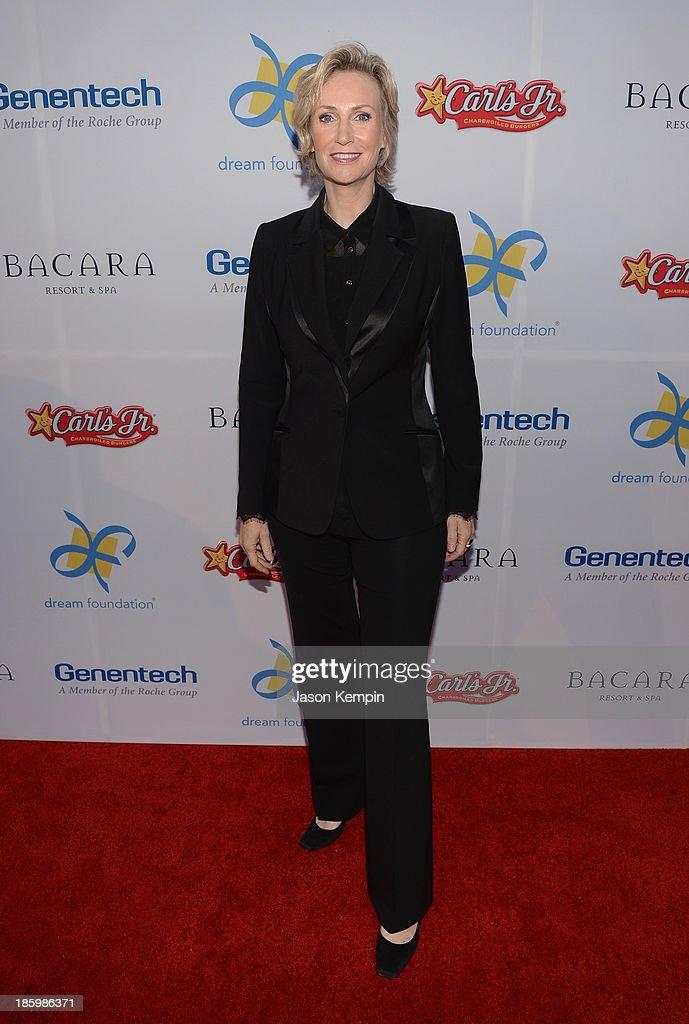Jane Lynch attends the 12th Annual Celebration Of Dreams Gala at Bacara Resort And Spa on October 26, 2013 in Santa Barbara, California.