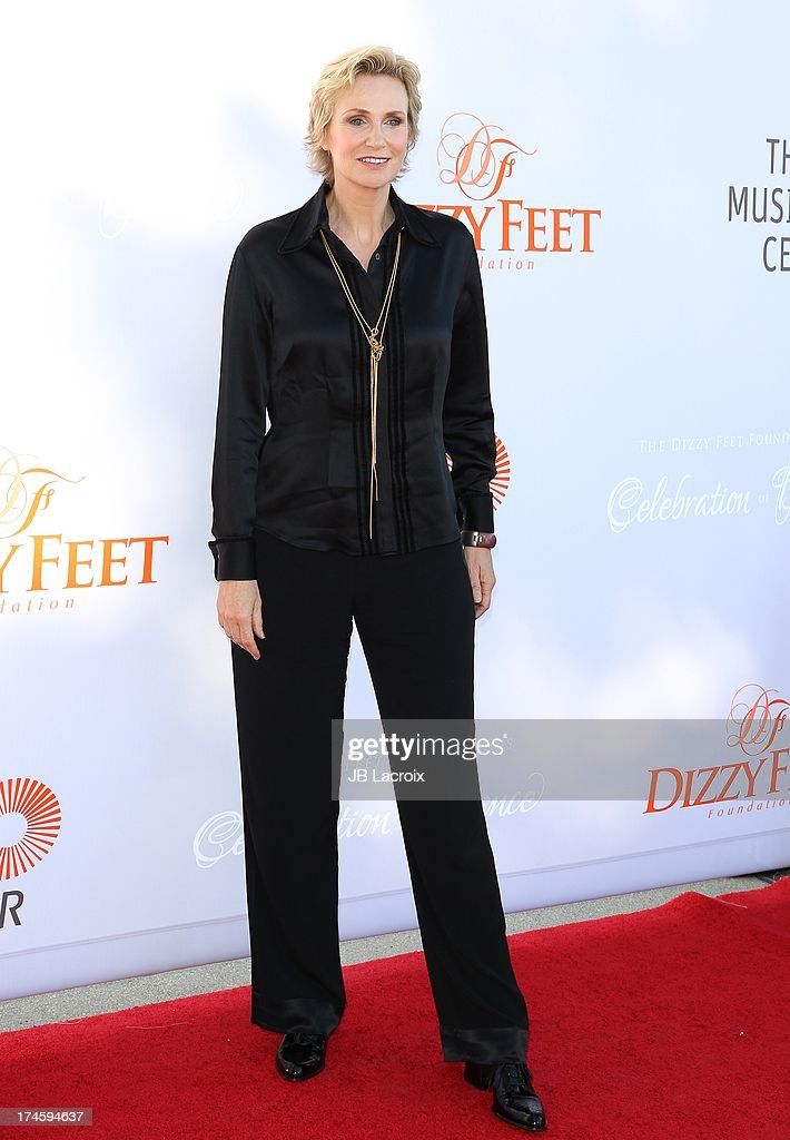 <a gi-track='captionPersonalityLinkClicked' href=/galleries/search?phrase=Jane+Lynch&family=editorial&specificpeople=663918 ng-click='$event.stopPropagation()'>Jane Lynch</a> attends the 3rd Annual Celebration Of Dance Gala held at Dorothy Chandler Pavilion on July 27, 2013 in Los Angeles, California.