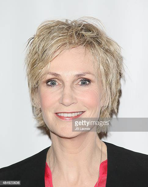 Jane Lynch attends the Project Angel Food's 25th Angel awards gala held at Taglyan Cultural Complex on August 22 2015 in Hollywood California