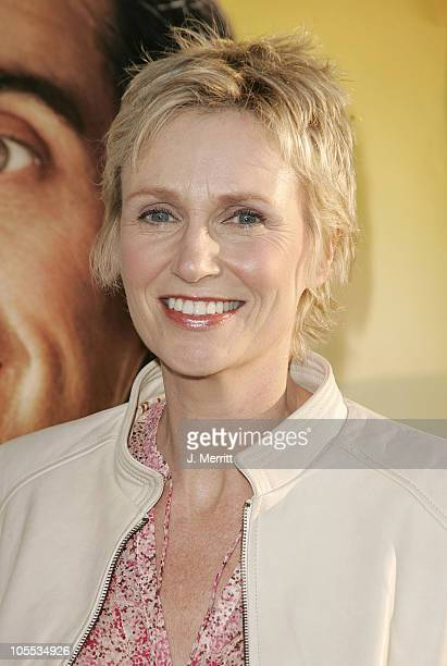 Jane Lynch during 'The 40YearOld Virgin' Los Angeles Premiere Arrivals at ArcLight Theatre in Los Angeles California United States