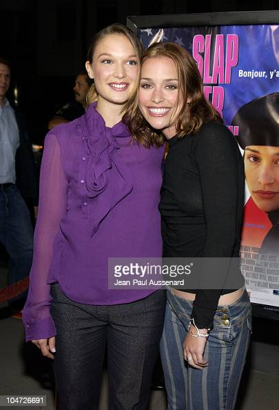 Jane McGregor Piper Perabo during 'Slap HerShe's French' Premiere AfterParty at Academy of Motion Picture Arts and Sciences in Beverly Hills...