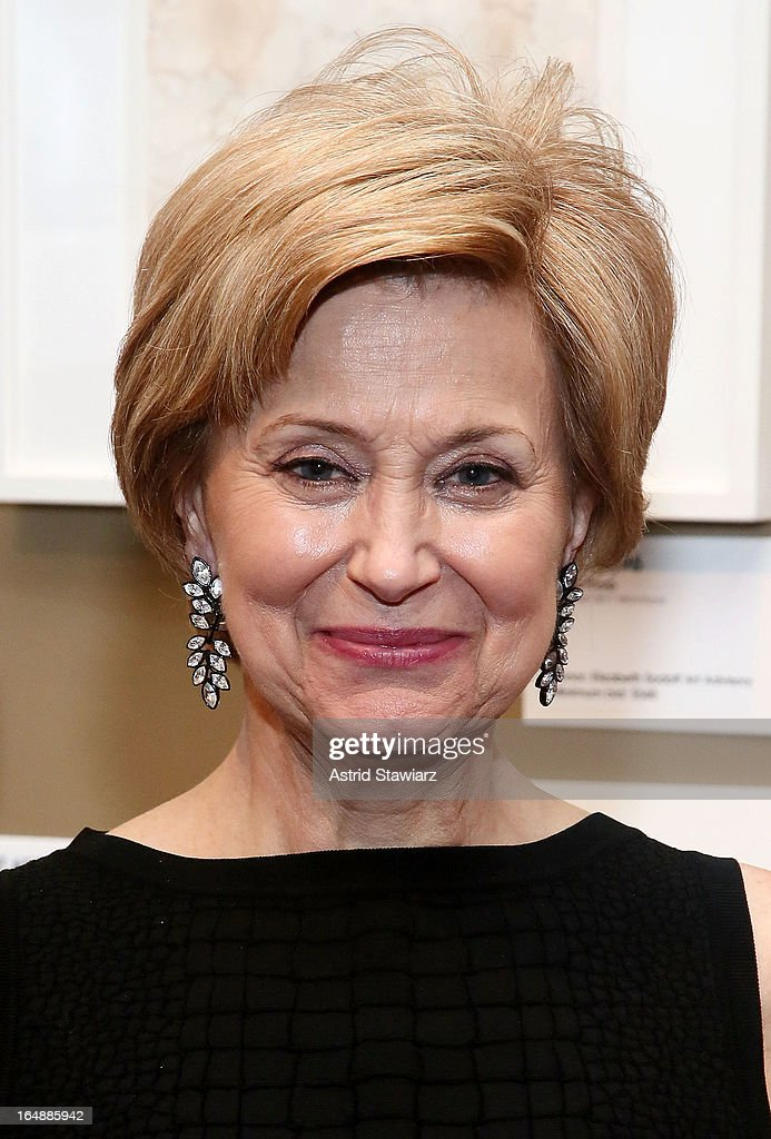 <a gi-track='captionPersonalityLinkClicked' href=/galleries/search?phrase=Jane+Pauley&family=editorial&specificpeople=217479 ng-click='$event.stopPropagation()'>Jane Pauley</a> attends the Bailey House 30th Anniversary Auction & Gala at Pier Sixty at Chelsea Piers on March 28, 2013 in New York City.