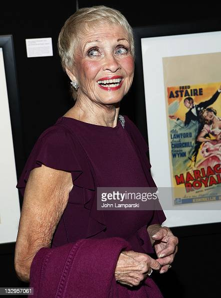 Jane Powell attends An Evening with Jane Powell at The Film Society of Lincoln Center Walter Reade Theatre on November 15 2011 in New York City