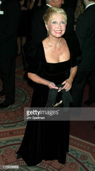 Jane Powell during American Museum of the Moving Image Salutes Billy Crystal at The Waldorf Astoria in New York City New York United States