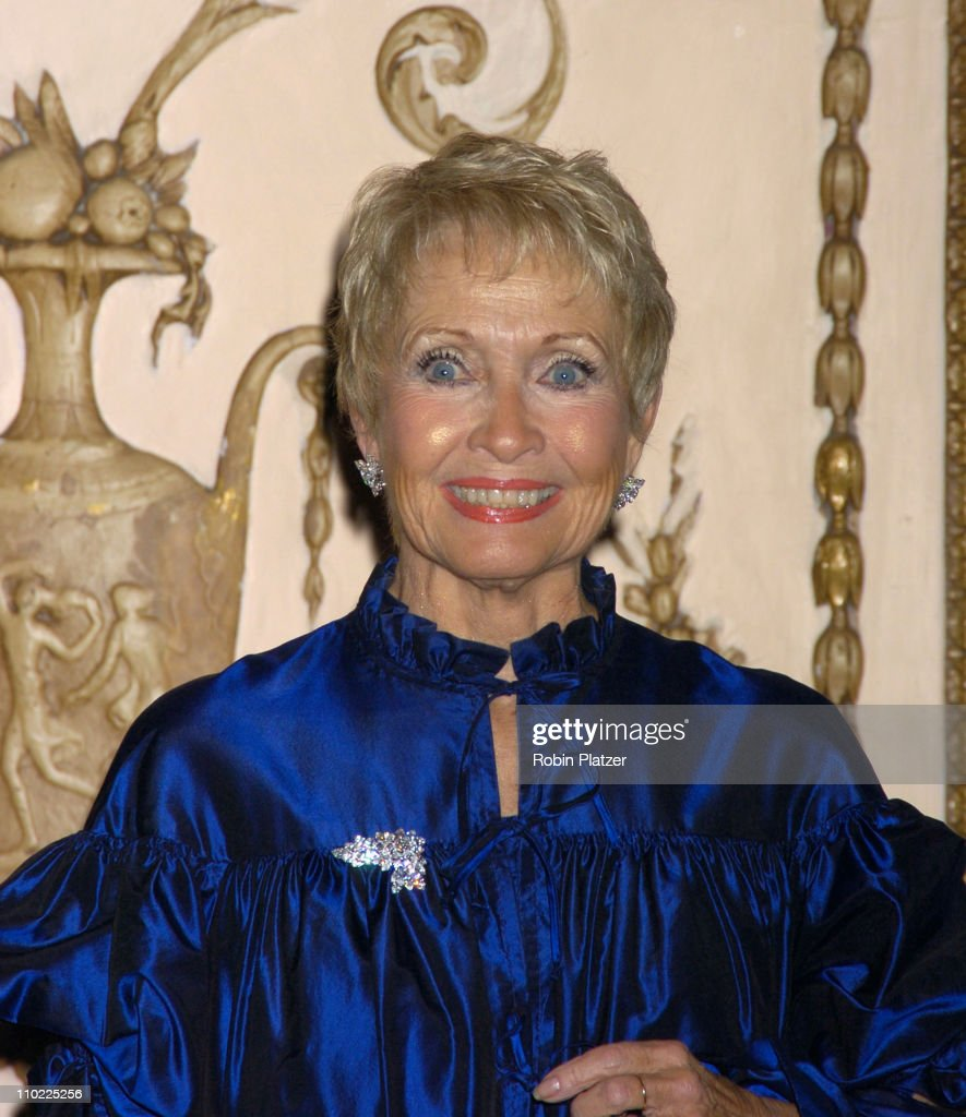 Jane Powell during The Actors' Fund of America 'That's Entertainment' 2004 Annual Gala at The Waldorf Astoria Hotel in New York New York United States