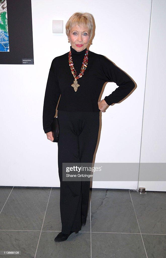 Jane Powell during 'Venus' New York City Screening December 12 2006 at MOMA The Celeste Bartos Theater in New York City New York United States