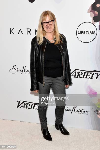 Jane Root attends Variety's Power of Women New York at Cipriani Midtown on April 21 2017 in New York City