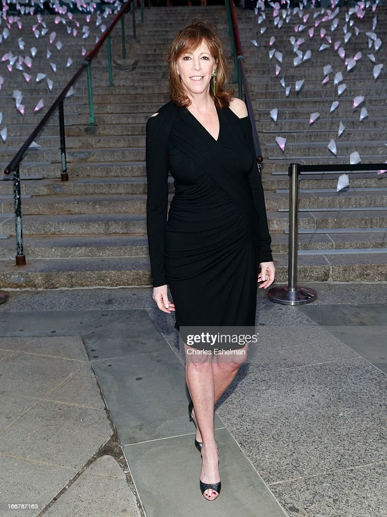 Jane Rosenthal attends the Vanity Fair Party during the 2013 Tribeca Film Festival at the State Supreme Courthouse on April 16, 2013 in New York City.