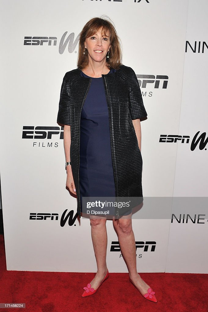 Jane Rosenthal attends the 'Venus Vs.' and 'Coach' screenings at the Paley Center For Media on June 24, 2013 in New York City.