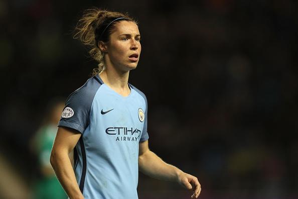 Manchester City v Fortuna - UEFA Women's Champions League : News Photo