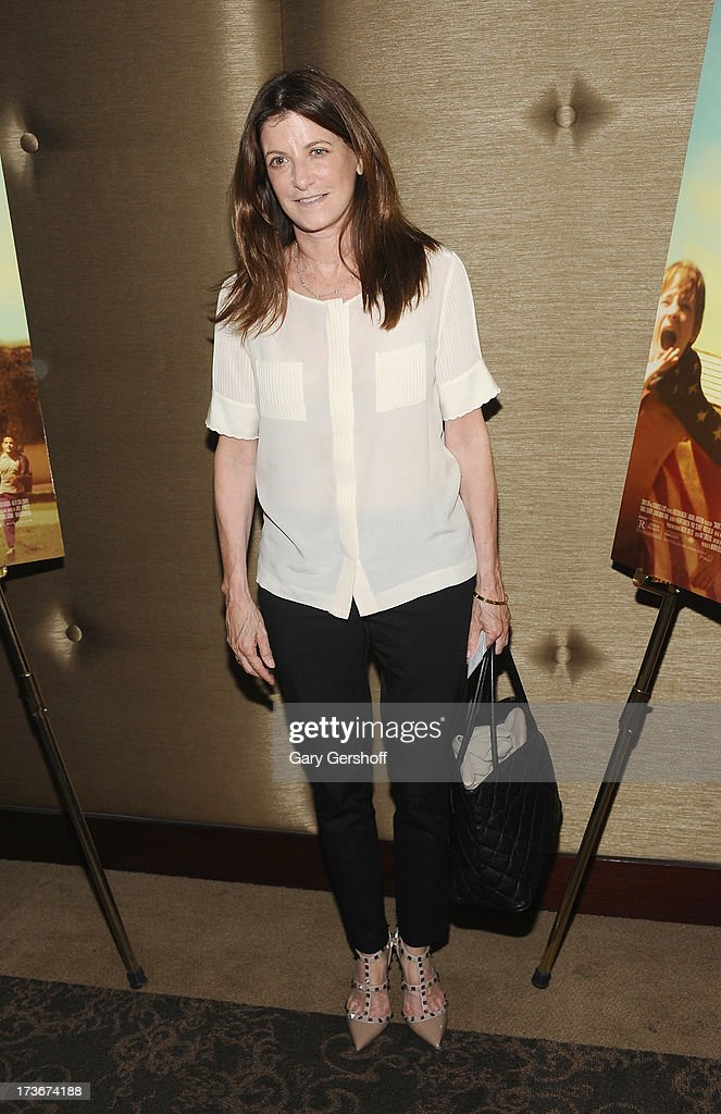 Jane Sarkin attends the 'Short Term 12' New York Special Screening at Dolby 88 Theater on July 16, 2013 in New York City.