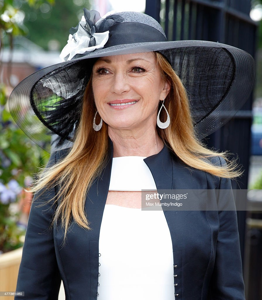 Jane Seymour attends day 1 of Royal Ascot at Ascot Racecourse on June 16, 2015 in Ascot, England.