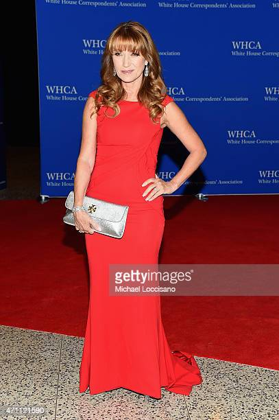 Jane Seymour attends the 101st Annual White House Correspondents' Association Dinner at the Washington Hilton on April 25 2015 in Washington DC