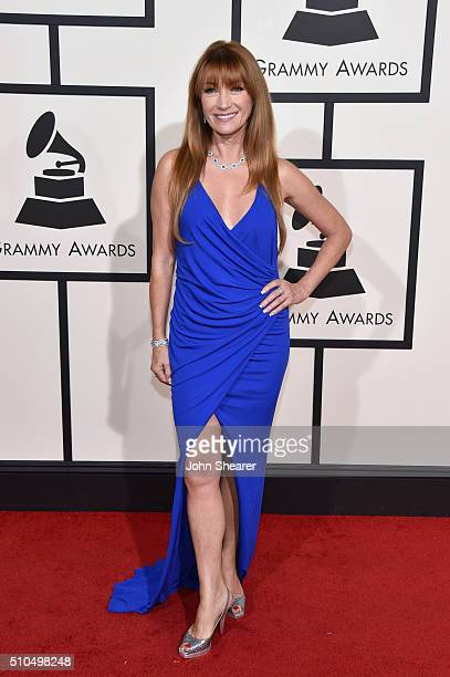 Jane Seymour attends The 58th GRAMMY Awards at Staples Center on February 15 2016 in Los Angeles California