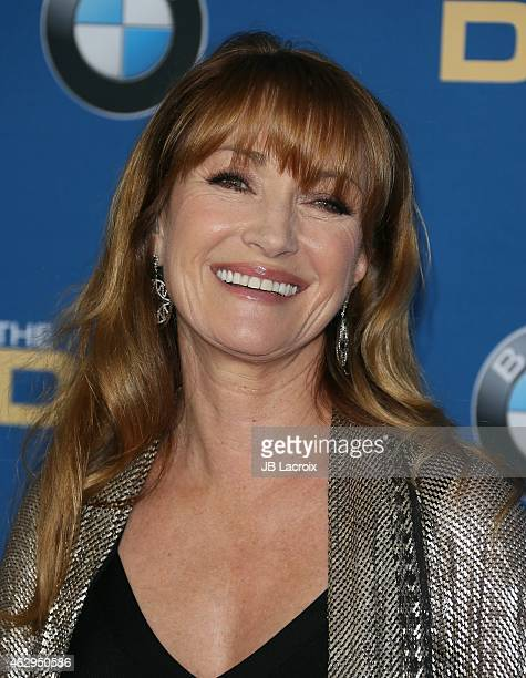 Jane Seymour attends the 67th Annual Directors Guild Of America Awards at the Hyatt Regency Century Plaza on February 7 2015 in Century City...
