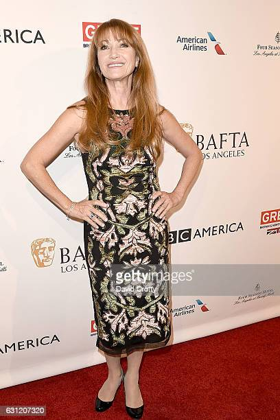 Jane Seymour attends The BAFTA Tea Party Arrivals at Four Seasons Hotel Los Angeles at Beverly Hills on January 7 2017 in Los Angeles California