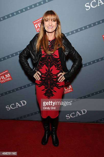 Jane Seymour attends the Festival Awards Ceremony during the 17th Annual Savannah Film Festival on November 1 2014 in Savannah Georgia