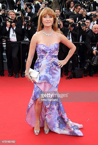 Jane Seymour attends the opening ceremony and premiere of 'La Tete Haute during the 68th annual Cannes Film Festival on May 13 2015 in Cannes France