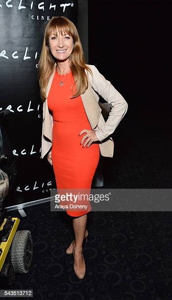 Jane Seymour attends the screening and QA of Gold Pictures' 'Cinemability' at ArcLight Hollywood on June 28 2016 in Hollywood California