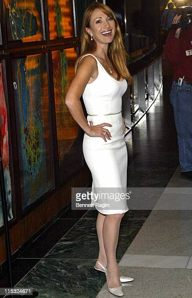 Jane Seymour during 'Shaken Not Stirred' Bond Girls Reunite to Celebrate Delta Airlines' Newest International Route Between New York and London at...