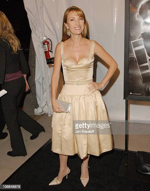 Jane Seymour during The Motion Picture Television Fund Presents a Special Screening of 'Walk The Line' Arrivals at Academy of Motion Picture Arts...