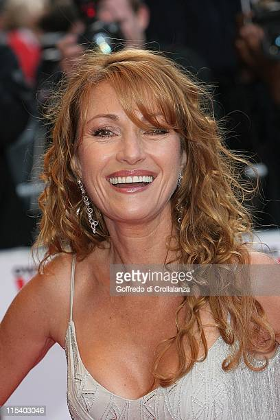 Jane Seymour during 'Wedding Crashers' London Premiere at Odeon West End in London Great Britain