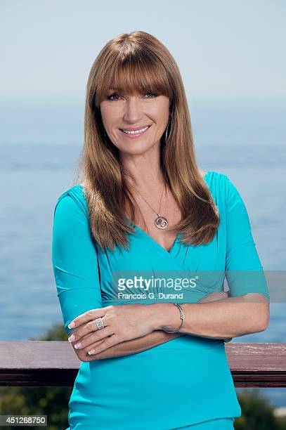 Jane Seymour poses for a portrait at the 54th Monte Carlo TV Festival on June 11 2014 in MonteCarlo Monaco