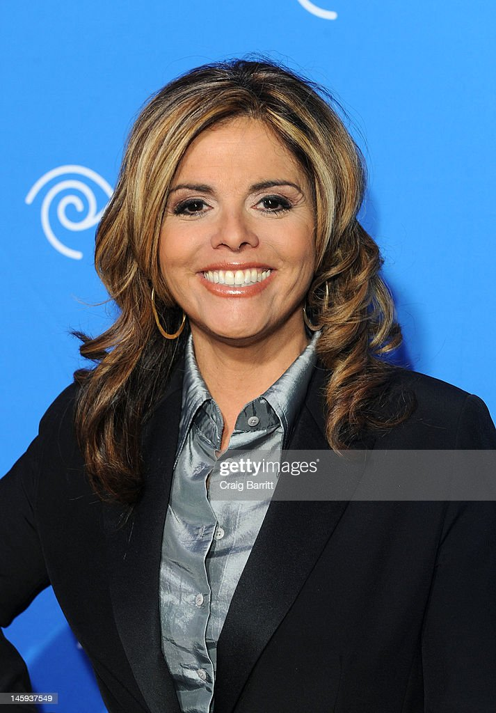 Jane Velez Mitchell attends the Time Warner Cable Media 'Cabletime' Upfront at Yotel Hotel on June 7, 2012 in New York City.