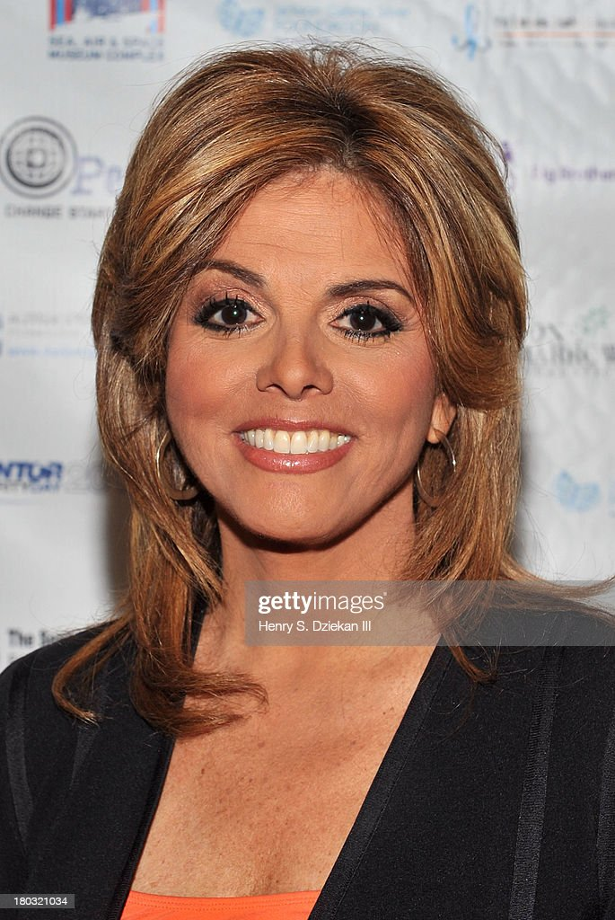 Jane Velez-Mitchell attends the 2013 Cantor Fitzgerald And BGC Partners Charity Day at Cantor Fitzgerald on September 11, 2013 in New York City.