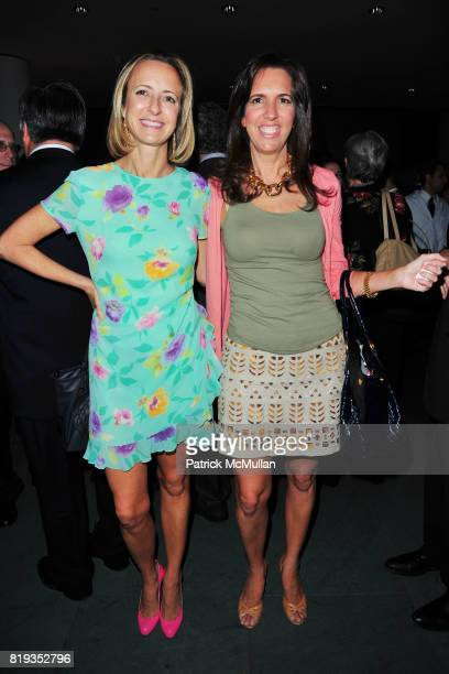 Jane Wagman and Liz Lang attend JONATHAN TISCH 'Citizen You' Book Launch Party at The Museum of Modern Art on May 6 2010 in New York City