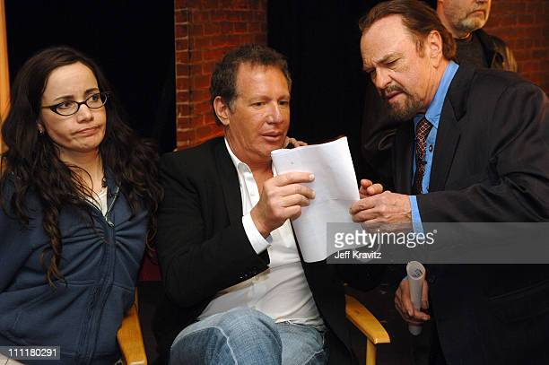 Janeane Garofalo Garry Shandling and Rip Torn during 2006 US Comedy Arts Festival Aspen Larry Sanders Tribute in Aspen Colorado United States