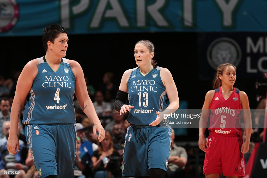 Washington Mystics v Minnesota Lynx