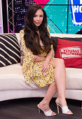 Sasha Pieterse And Janel Parrish Visit Young Hollywood...