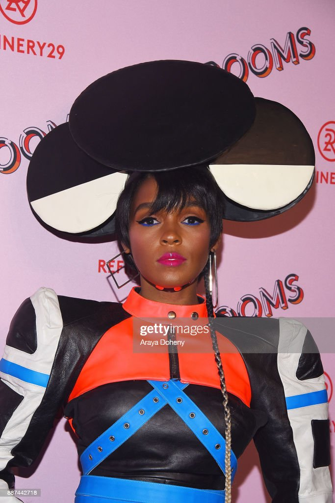 Janelle Monae attends Refinery29 29Rooms Los Angeles: Turn It Into Art at ROW DTLA on December 6, 2017 in Los Angeles, California.