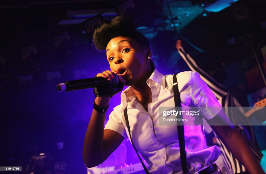 <a gi-track='captionPersonalityLinkClicked' href=/galleries/search?phrase=Janelle+Monae&family=editorial&specificpeople=715847 ng-click='$event.stopPropagation()'>Janelle Monae</a> performs at Rearden's as part of the fifth annual Arthur's Day celebrations on September 26, 2013 in Cork, Ireland. Arthur's Day sees fans come together to experience live music and cultural events in over 500 pubs around Ireland. This year Arthur's Day will spread beyond music to support, promote and showcase Ireland's innovators, artists, poets, writers and culinary experts. It promises to be an extraordinary night, featuring performances from hundreds of home grown acts, rising stars and other internationally renowned artists such as, The Script, James Vincent McMorrow, The Original Rudeboys, Girl Band, Bouts, Le Galaxie, Ham Sandwich, Daley, Manic Street Preachers, Emeli Sande, <a gi-track='captionPersonalityLinkClicked' href=/galleries/search?phrase=Janelle+Monae&family=editorial&specificpeople=715847 ng-click='$event.stopPropagation()'>Janelle Monae</a>, Biffy Clyro, Kodaline, Iggy Azalea and the legendary Bobby Womack. For more information visit www.guinness.com or www.facebook.com/Guinnessireland